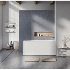 Komplektas: Akrilinė vonia Balteco Modul 17