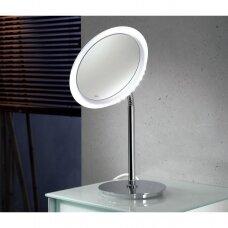 Kosmetinis veidrodis Keuco Bella Vista laisvai statomas 21,8 cm