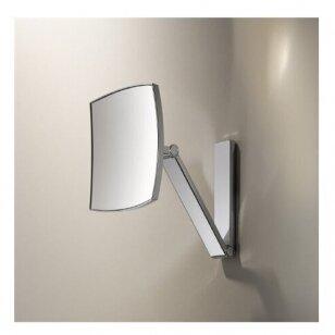 Kosmetinis veidrodis Keuco iLook move kvadratinis 20 x 20 cm