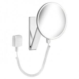 Kosmetinis veidrodis Keuco iLook move su apšvietimu 21,2 cm