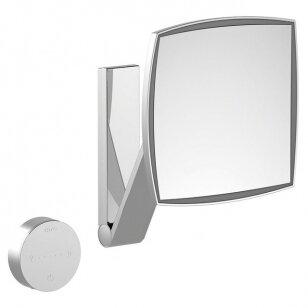 Kosmetinis veidrodis Keuco iLook move su potinkiniu jungikliu 20 cm