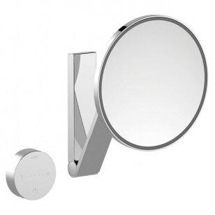 Kosmetinis veidrodis Keuco iLook move su potinkiniu jungikliu 21,2 cm