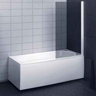 Komplektas: Akrilinė vonia Balteco Modul 17 2