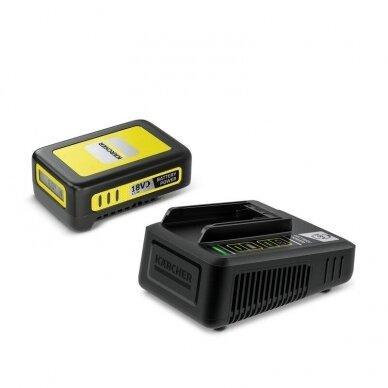 Komplektas CNS 18-30 Battery + Battery Power 18/25 Kärcher 5