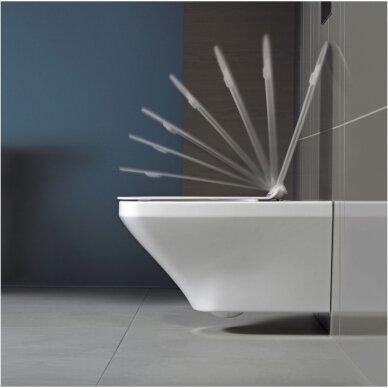 Komplektas TECE potinkinis WC rėmas +Pakabinamas WC 5