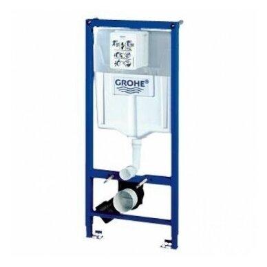 Potinkinis WC komplektas Grohe Rapid SL 6in1 2