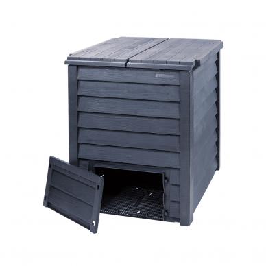 Komposto dėžė Thermo-Wood 600 L su pagrindu
