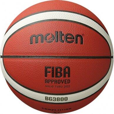 Krepšinio kamuolys MOLTEN B5G3800