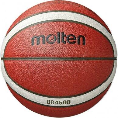 Krepšinio kamuolys MOLTEN B6G4500X 2