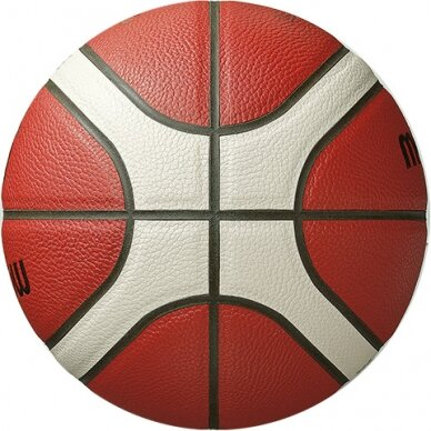 Krepšinio kamuolys MOLTEN B6G4500X 5