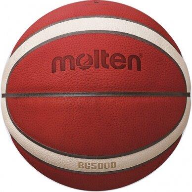 Krepšinio kamuolys MOLTEN B6G5000 2