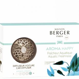 Kvapas automobiliui Maison Berger Aroma Happy
