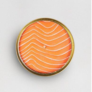 Kvapioji žvakė Candlecan Oranžinė lašiša 4