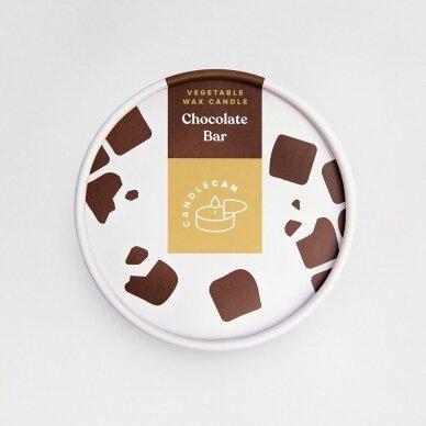 Kvapioji žvakė CandleCan Šokolado plytelė 2