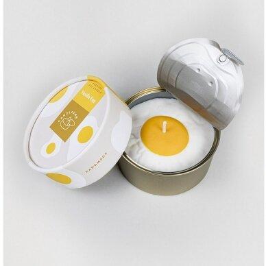 Kvapioji žvakė Candlecan Vanilinis kiaušinis 2