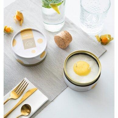 Kvapioji žvakė Candlecan Vanilinis kiaušinis