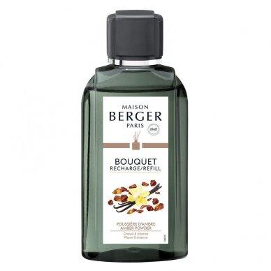 Kvapo papildymas The Scented Bouquet Amber Powder