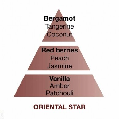 Kvapo papildymas The Scented Bouquet Oriental star 2