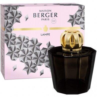 Kvapų lempos rinkinys Maison Berger Black Crystal