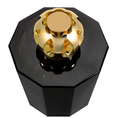Kvapų lempos rinkinys Maison Berger Black Crystal 3