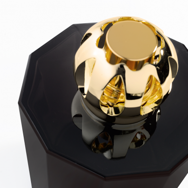 Kvapų lempos rinkinys Maison Berger Black Crystal 4