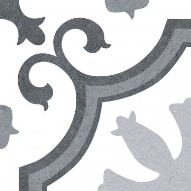 Akmens masės plytelės Codicer LACOUR 25x25 6