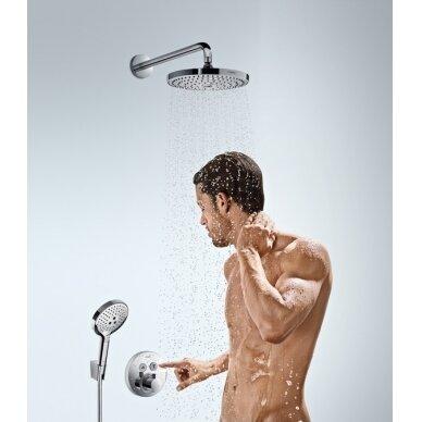 Laikiklis dušo galvai Hansgrohe Porter S 3