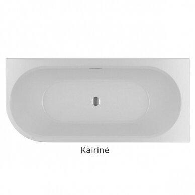 Laisvai pastatoma vonia Riho Desire 180 cm 3