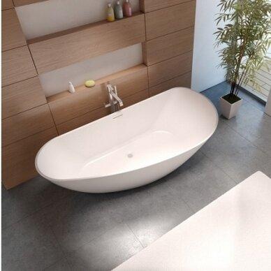 Laisvai statoma vonia Riho Granada 190 cm