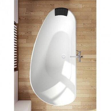 Laisvai statoma vonia Riho Granada 190 cm 3