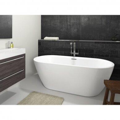 Laisvai statoma vonia Riho Inspire 160, 180 cm