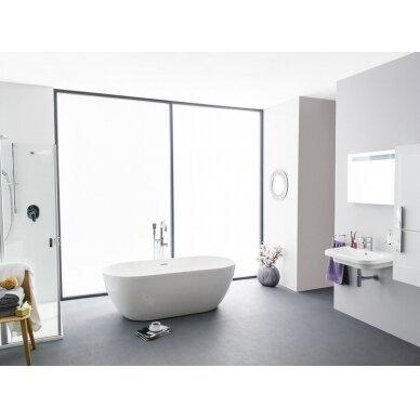 Laisvai stovinti akrilinė vonia Ravak Freedom O 169 cm 2