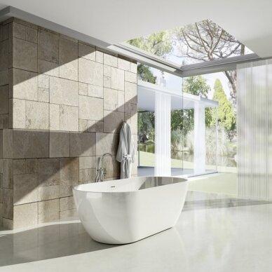 Laisvai stovinti akrilinė vonia Ravak Freedom O 169 cm