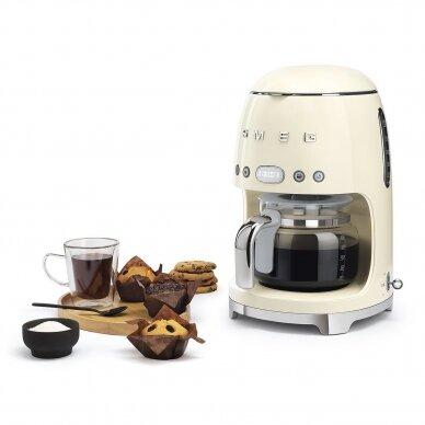 Lašelinis kavos virimo aparatas Smeg