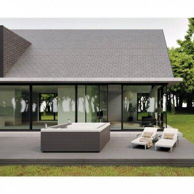 Lauko SPA vonia Balteco Lounge 2 premium 220 cm 4