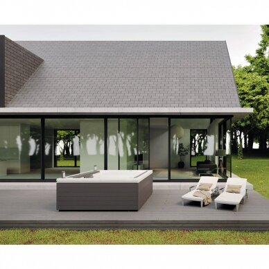Lauko SPA vonia Balteco Lounge 2 basic 220 cm 4