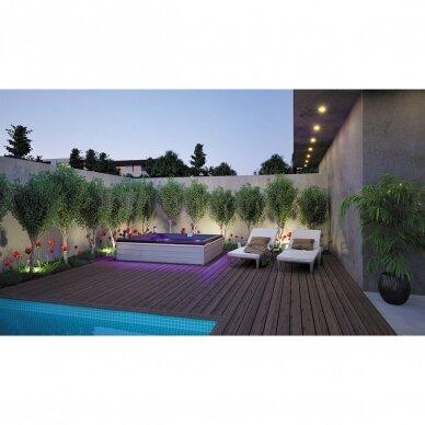 Lauko SPA vonia Balteco Lounge 2 basic 220 cm 5