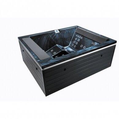 Lauko SPA vonia Balteco Lounge 4 premium 230 cm 6