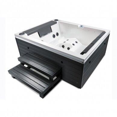 Lauko SPA vonia Balteco Lounge 2 premium 220 cm 8