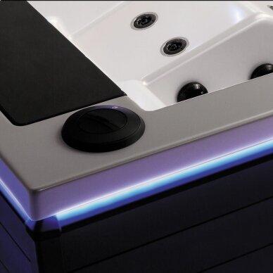 Lauko SPA vonia Balteco Lounge 2 premium 220 cm 11