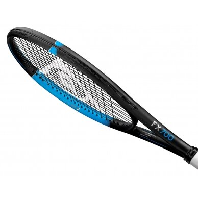 "Lauko teniso raketė DUNLOP FX700 (27,5"") G3 3"