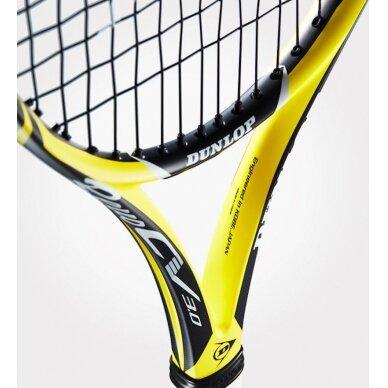 "Lauko teniso raketė DUNLOP SRX CV 3.0 (27"") G3 5"