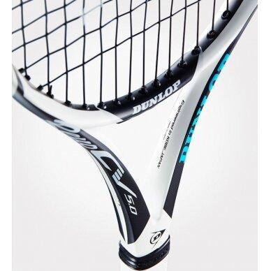 "Lauko teniso raketė DUNLOP SRX CV 5.0 (27"") G1 5"