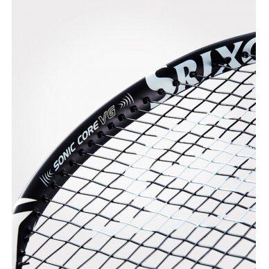 "Lauko teniso raketė DUNLOP SRX CV 5.0 (27"") G1 6"