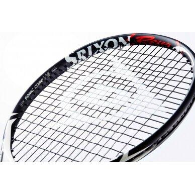 "Lauko teniso raketė DUNLOP SRX CV 5.0 OS (27,25"") G2 4"