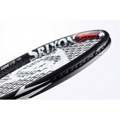 "Lauko teniso raketė DUNLOP SRX CV 5.0 OS (27,25"") G2 5"