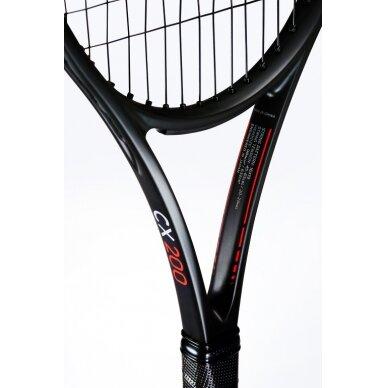 "Lauko teniso raketė DUNLOP SRX CX 200 (27"") G2 6"