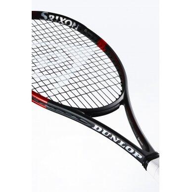 "Lauko teniso raketė DUNLOP SRX CX 200 LS (27"") G3 4"