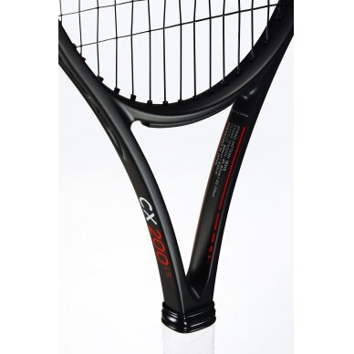 "Lauko teniso raketė DUNLOP SRX CX 200 LS (27"") G3 5"