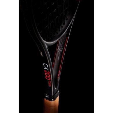 "Lauko teniso raketė DUNLOP SRX CX 200 TOUR (27"") G3 8"